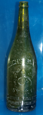 Resch's Beer Bottle